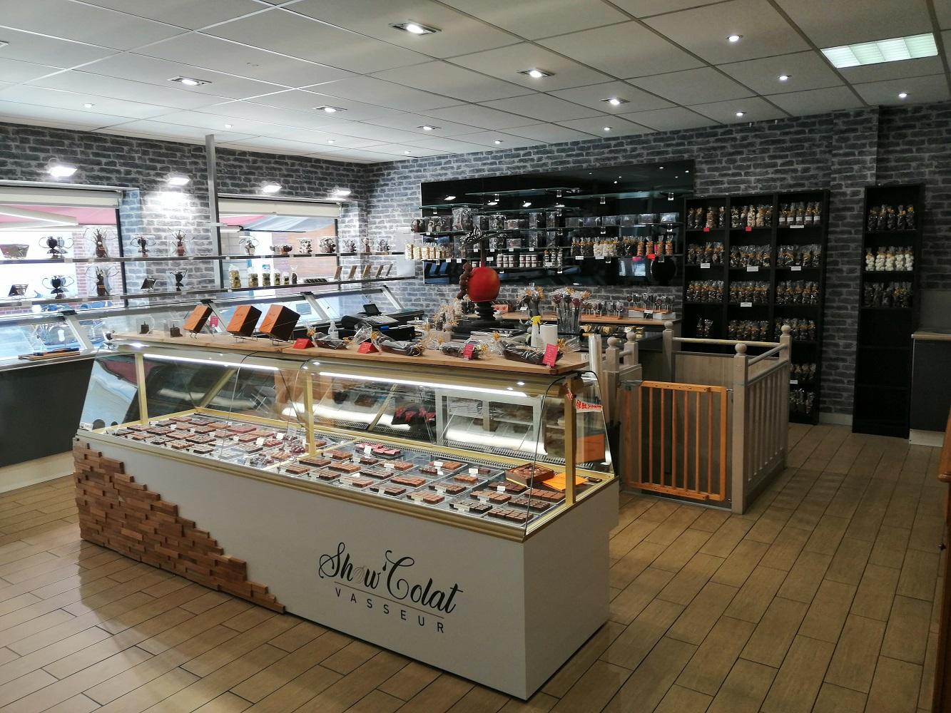chocolatier confiseur à Amiens