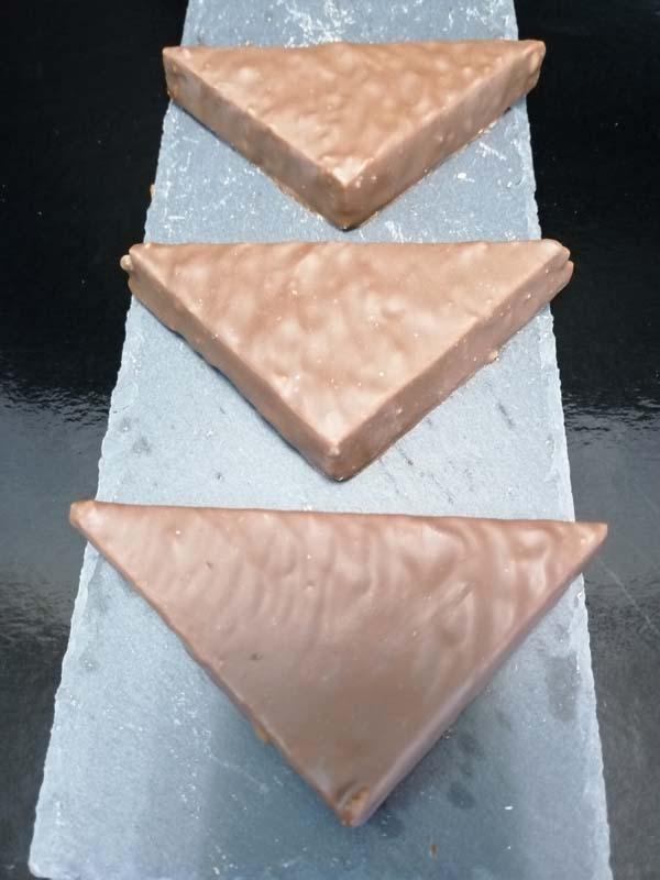 Bouchée - Triangle spéculoos