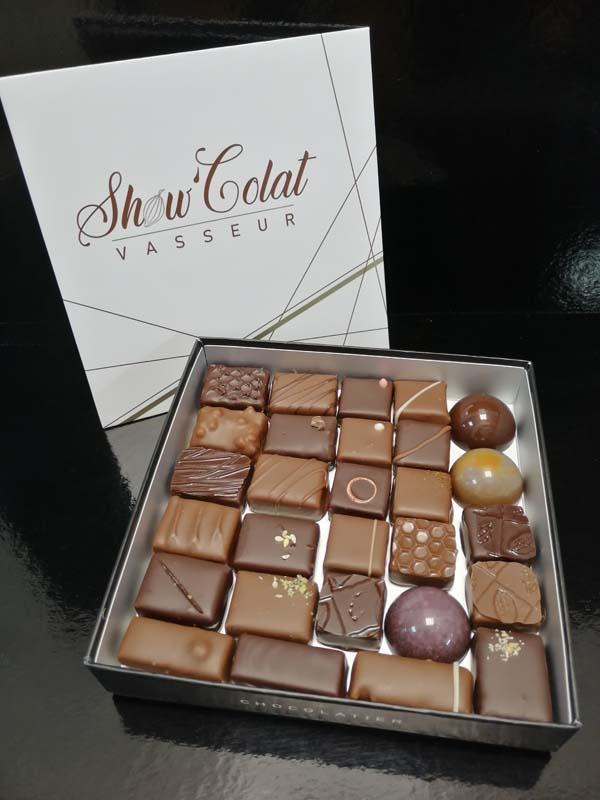 chocolat fin - 1 boîte (230g)